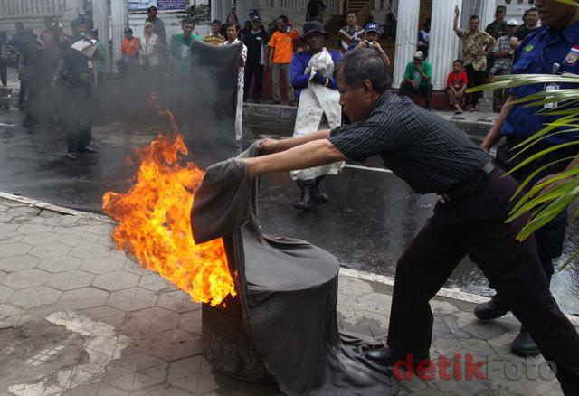 Vuln Pertamina Official Site: Website Resmi Fire & Rescue Indonesia